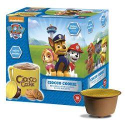 Picture of 60 Capsule PAW PATROL Ciocco Cookie MUST Compatibili Nescafé Dolce Gusto