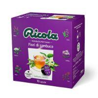 60 Capsule tisana Ricola Fiori di Sambuco compatibili Nescafé Dolce Gusto