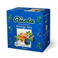 60 Capsule tisana Ricola Distensiva/Relax compatibili Nescafé Dolce Gusto