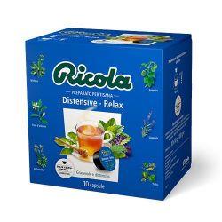 Picture of 60 Capsule tisana Ricola Distensiva/Relax compatibili Nescafé Dolce Gusto
