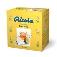 60 Capsule Camomilla Ricola compatibili Nescafé Dolce Gusto