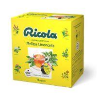 60 Capsule tisana Ricola Melissa Limoncella compatibili Nescafé Dolce Gusto