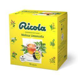 Picture of 60 Capsule tisana Ricola Melissa Limoncella compatibili Nescafé Dolce Gusto