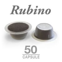 50 Capsule compatibili Bialetti miscela Rubino