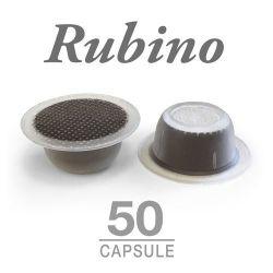 Picture of 50 Capsule compatibili Bialetti miscela Rubino