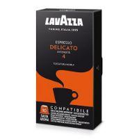 100 Capsule Lavazza Espresso DELICATO compatibile Nespresso
