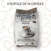 128 Capsule caffè Toda BUON DAKAR compatibili Dolce Gusto
