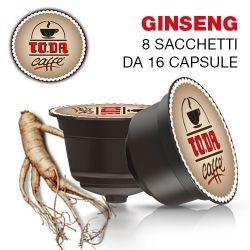 Picture of 128 Capsule Buon GINSENG Toda Caffè compatibili Dolce Gusto