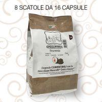 128 Capsule caffè Toda BUON INSONNIA compatibili Dolce Gusto