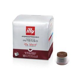 Picture of 108 Cialde caffè Espresso Illy Iperespresso INTENSO 100% Arabica Tostatura Scura Nere