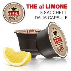 Picture of 128 Capsule TE' al LIMONE Toda Caffè Buon Gattopardo compatibili Dolce Gusto