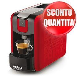 Picture of Macchina caffè EP MINI ROSSA Lavazza sistema Espresso Point