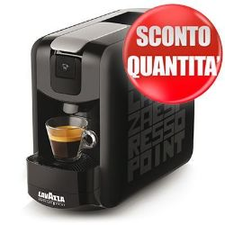 Picture of Macchina caffè EP MINI NERA Lavazza sistema Espresso Point