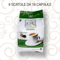128 Capsule caffè Toda BUON DEK compatibili Dolce Gusto