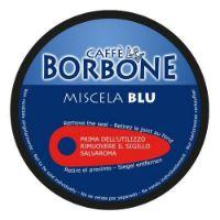 90 Capsule Caffè Borbone Miscela BLU Compatibili Nescafè Dolce Gusto