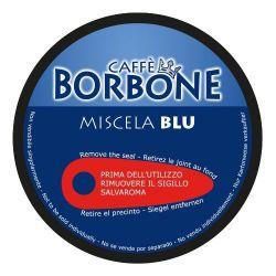 Picture of 90 Capsule Caffè Borbone Miscela BLU Compatibili Nescafè Dolce Gusto