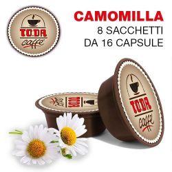 Picture of 128 Capsule CAMOMILLA Toda il Mio Gattopardo compatibili A Modo Mio