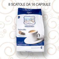 128 Capsule caffè Toda BUON BLU compatibili Dolce Gusto