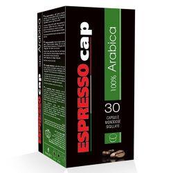 Picture of 120 Espresso Cap Termozeta 100% ARABICA