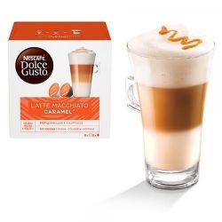 Picture of 48 capsule Nescafè Dolce Gusto Latte Macchiato Caramel
