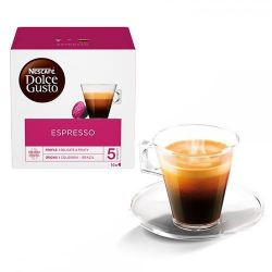 Picture of 96 capsule Nescafè Dolce Gusto Espresso