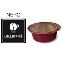 100 Cialde caffè Lollo miscela Nera Monodose compatibile Lavazza A Modo Mio