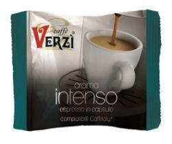 Picture of 80 Capsule caffè Verzì miscela Intenso Monodose compatibile Caffitaly