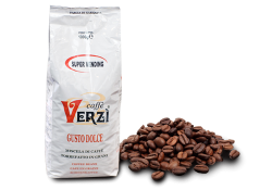 Picture of 1 Kg caffè torrefatto in grani Verzì Super Vending