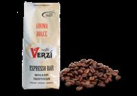 1 Kg caffè torrefatto in grani Verzì aroma Dolce