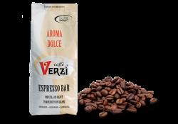 Picture of 1 Kg caffè torrefatto in grani Verzì aroma Dolce