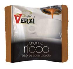 Picture of 150 Cialde caffè Verzì miscela Ricco 44mm ESE filtrocarta