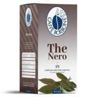 18 Cialde caffè Borbone THE NERO Naturale filtrocarta 44 mm ESE