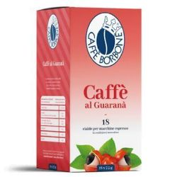 Picture of 18 Cialde ESE 44 mm Caffè Borbone CAFFE' AL GUARANA