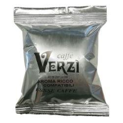 Picture of 100 Capsule caffè Verzì miscela Ricco Monodose compatibile Essse Caffè