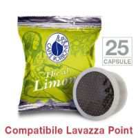 25 capsule THE AL LIMONE Caffè Borbone compatibile Espresso Point