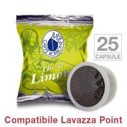 Picture of 25 capsule THE AL LIMONE Caffè Borbone compatibile Espresso Point