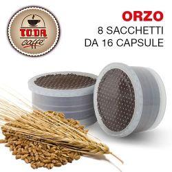 Picture of 128 Capsule caffè d'ORZO Toda Gattopardo compatibili Espresso Point