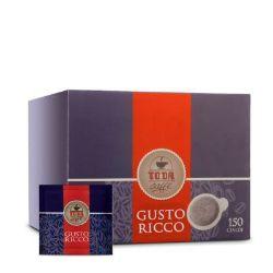 Picture of 150 Cialde 44mm ESE caffè filtrocarta Toda GUSTO RICCO