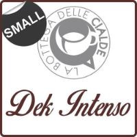 50 capsule Caffè DEK INTENSO compatibile Lavazza a Modo Mio