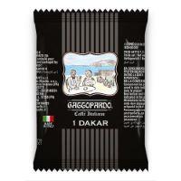 100 Capsule caffè Toda DAKAR Monodose compatibili Uno System