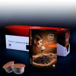 Picture of 100 capsule caffè INTENSO Aroma Vero