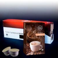 100 capsule caffè GUSTO GINSENG Aroma Vero