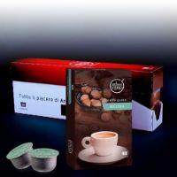 100 capsule caffè GUSTO NOCCIOLA Aroma Vero
