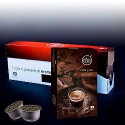 Picture of 100 capsule caffè GUSTO CIOCCOLATO Aroma Vero
