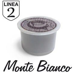 Picture of 50 capsule Caffè Monte Bianco Linea 2 compatibile Aroma Vero