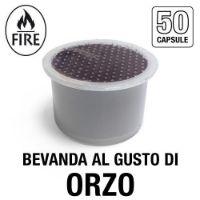 50 capsule bevanda al gusto di ORZO compatibile Fior Fiore Coop e Aroma Vero
