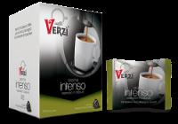 50 Capsule caffè Verzì miscela Intenso Monodose compatibile Dolce Gusto