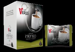 Picture of 50 Capsule caffè Verzì miscela Intenso Monodose compatibile Dolce Gusto