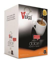 Picture of 100 Capsule caffè Verzì miscela Aroma Dolce Monodose compatibile Nespresso
