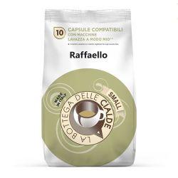 Picture of 80 capsule (8 sacchetti da 10 caps) Caffè Raffaello compatibile Lavazza a Modo Mio
